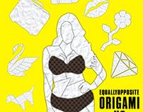EquallyOpposite - Origami Ho