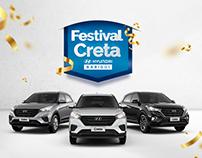 Campanha Festival Creta - Hyundai Barigui