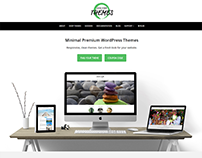 Zen Web Themes Website