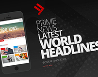 Prime News Mobile App Launch Soon