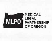 Logo for the Medical Legal Partnership of Oregon