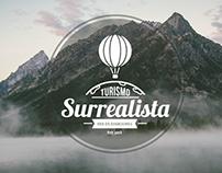 Turismo Surrealista - Logo
