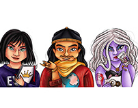 Disney Evil Characters as Teenagers of our time