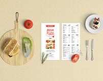 Branding Break Food • Bar Centrale