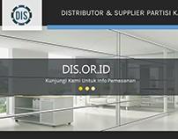 Distributor & Supplier Partisi Kaca