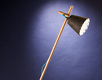 K. LAMP - Floor Lamp