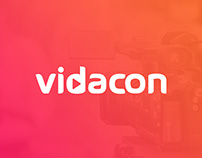 Logo Design for Vidacon Company