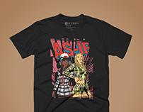 Comic Shirts