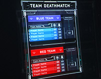 VR Game UI