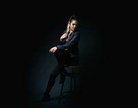 Tatiana - Sesión de fotografía en estudio