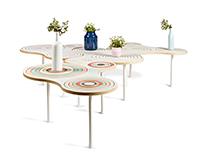Кофейный столик DROPS