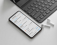E-commerce sales app