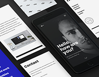 Thomsoon Website — th 2018 design