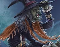 Brumahilde - Legendary Games Illustration