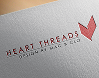 Heart Threads - Logo Design