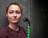 Top Dutch hockey athletes