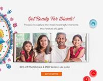 Diwali emailer newsletter