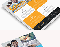 Health and Medical Flyer Template