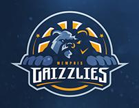 Memphis Grizzlies Concept