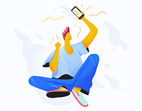 YouHodler illustrations