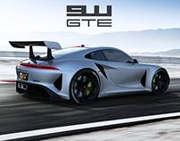 2018 Porsche 911 GTE (994)