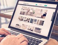 MirPlitki – ecommerce site design