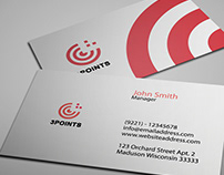 Freebie: Business Card PSD Template