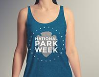 Park Week apparel designs