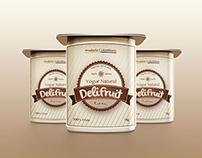 Empaque Yogurt Delifruit