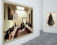 Diseño de exposición para museo