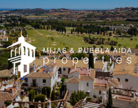 Property in Mijas - Branding and Identity