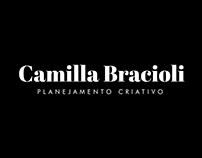 Camilla Bracioli - Identidade Visual