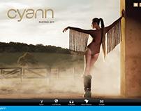 Cyann - iPad App 2011