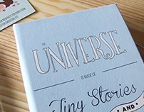 The Universe is Made of... | Bookbinding & Quote