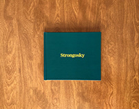Strongosky Photo Book