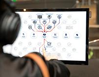 Skaginn 3X touch screen app