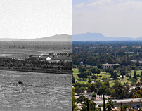 San Fernando Valley - Then & Now