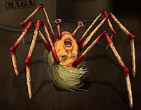 THE THING - TRUMP SPIDER