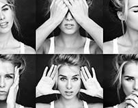 Faces. No.1