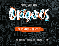 ORIGENES • PAINTING EXHIBITION