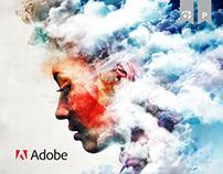 Adobe Photoshop 25th Anniversary • Cosmogony Reloaded