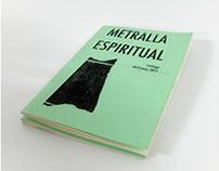 ///Metralla espiritual (Catálogo)