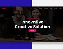Hayper - One Page Creative