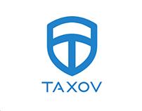 Logo for Taxov