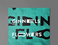 Ginnels and Flowers - Poster