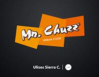 Marca Mr.Chuzz Redes y Impresos