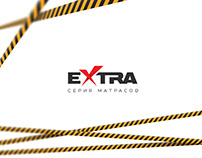 """Линейка матрасов """"EXTRA"""""""