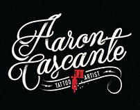 Aaron Cascante Tattoo Artist