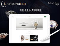Chronolink - ROLEX & TUDOR Watches