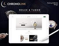 Chronolink - ROLEX & TUDOR Watches